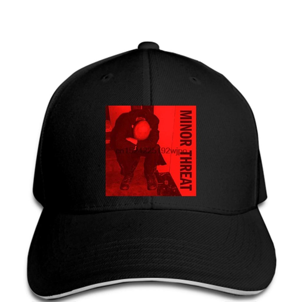 3e82e6ff Baseball cap Minor Threat Red Hat | Shopee Malaysia