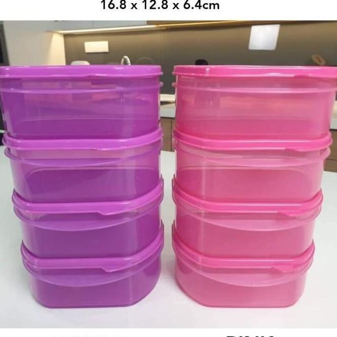 Loose Stack Em all tupperware
