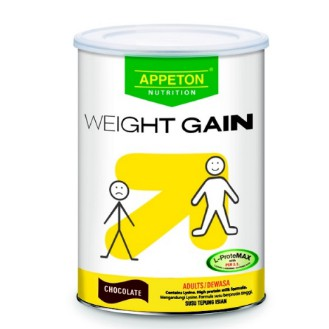 Appeton Nutrition Weight Gain Adult- Chocolate 900g