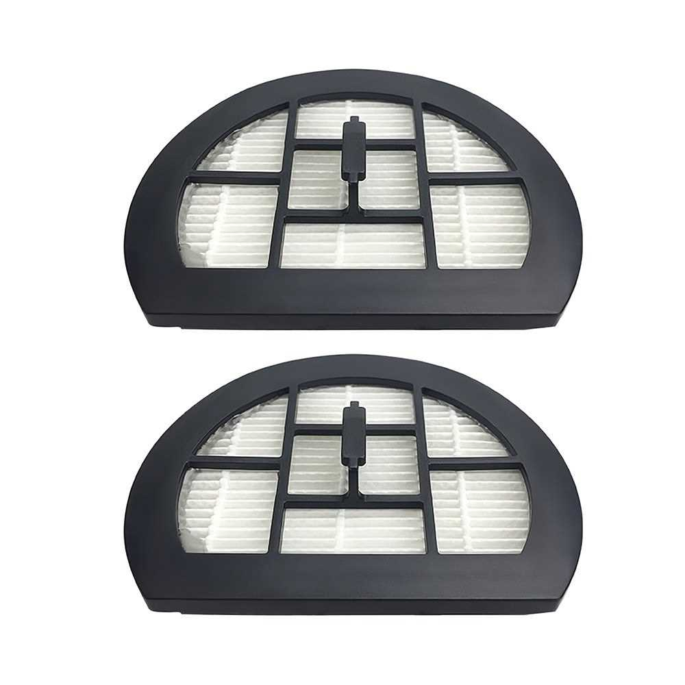 2pcs Filter Anti-Dust HEPA Filter Replacement Part Compatible with Deerma CM1000 CM1500 Bed Mattress Pillow Sofa Vacuum