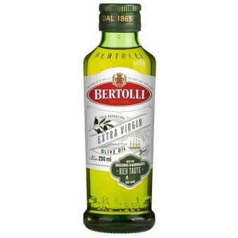 BERTOLLI EXTRA VIRGIN OLIVE OIL 250 ML (RICH TASTE)