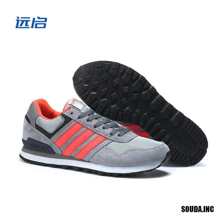 Original Adidas NEO 10k fashion Sneakers Shoes grey