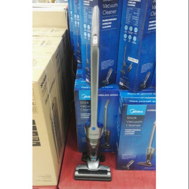 Midea 14.4V Cordless Stick Vacuum MVC-15P /Handheld Vacuum