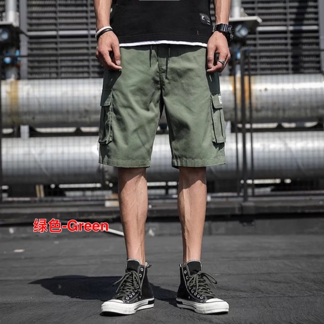 [M~7XL]Men's Clothing casual five-point shorts 男款休闲五分短裤