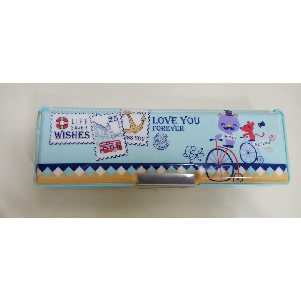 Pencil Box 笔盒  (NO.3537-14) (NO.3537-16) 60mm x 190mm x 35mm
