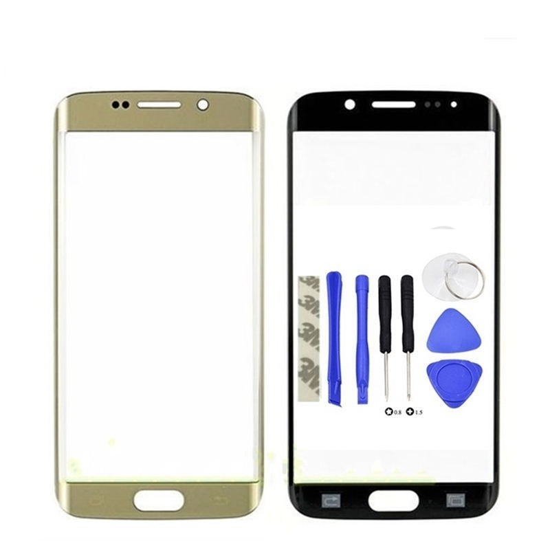 S6 Edge Touch Screen Panel For Samsung Galaxy S6 Edge G925 G925F +Tool