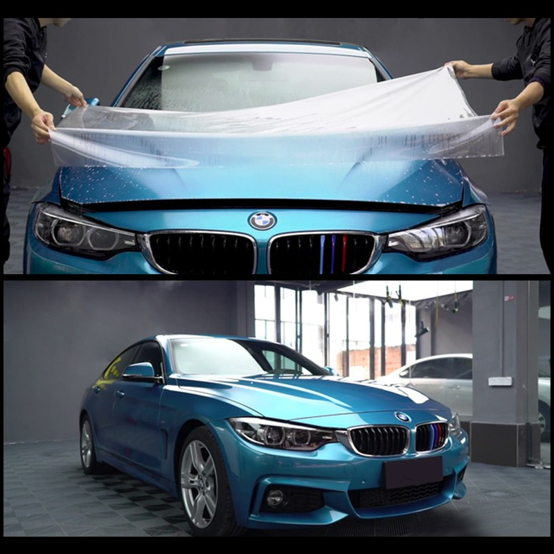 Car Paint Protection Film Transparent Car Foil Clear Car Foil