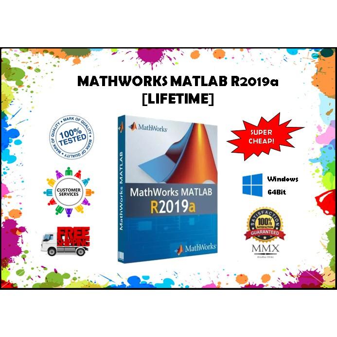 🔥 Mathworks MATLAB 2019a 🔥