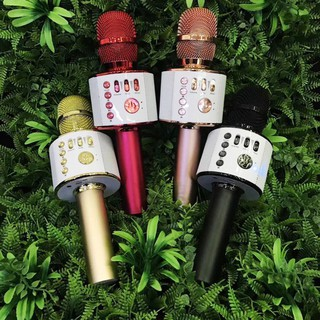 K38 Bluetooth Karaoke Microphone Wireless Microphone