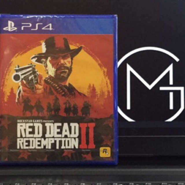 Ps4 - Red Dead Redemption 2 荒野大镖客: 救赎 2 (R3) 中英文版 Eng/Chi Ver