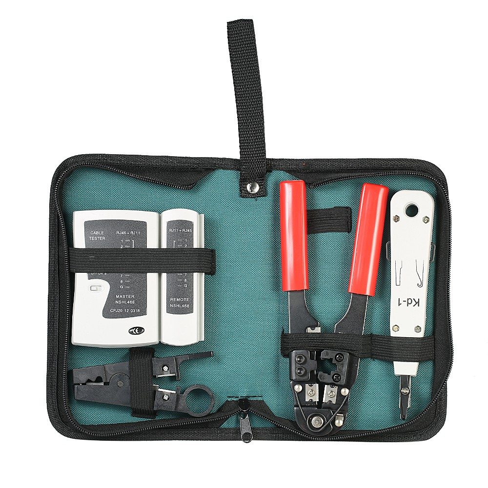 WIRE ROPE CUTTING AND SWAGING CRIMPING TOOL 11\