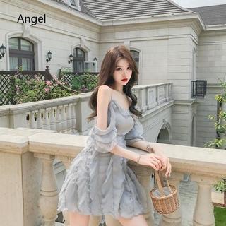 Women Casual Dress Long Sleeve Casual Loose Midi Dresses Dress
