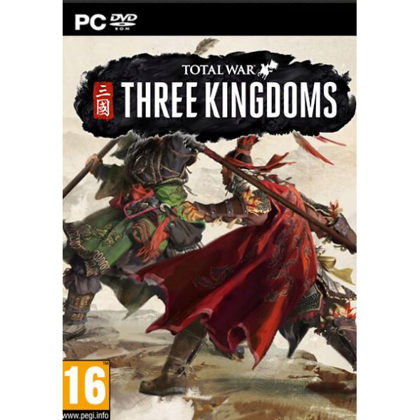 Total War THREE KINGDOMS Offline PC Game With DVD