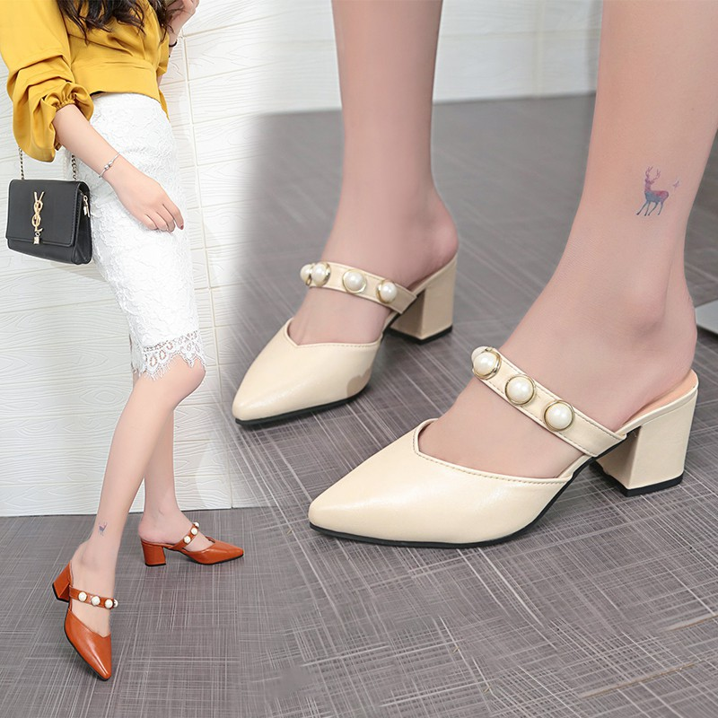 6d08e0e66 Women Pointed Toe Suede Buckle High Heels Sexy OL Pumps Wedding Shoes