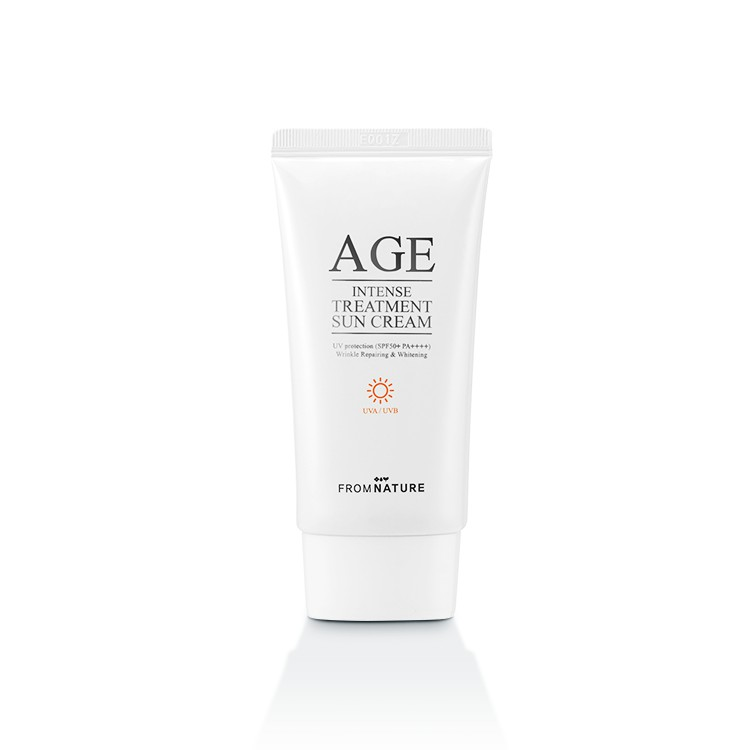 FROMNATURE Age Intense Treatment Suncream SPF 50+/PA++++ 50g