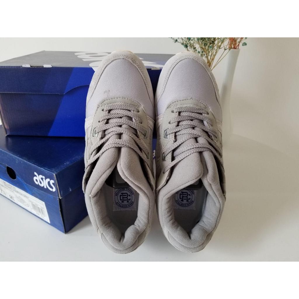 purchase cheap 46e6b e49f4 Yaser /Asics Gel Lyte III HL6A2-0101 white white jade vintage jogging shoes