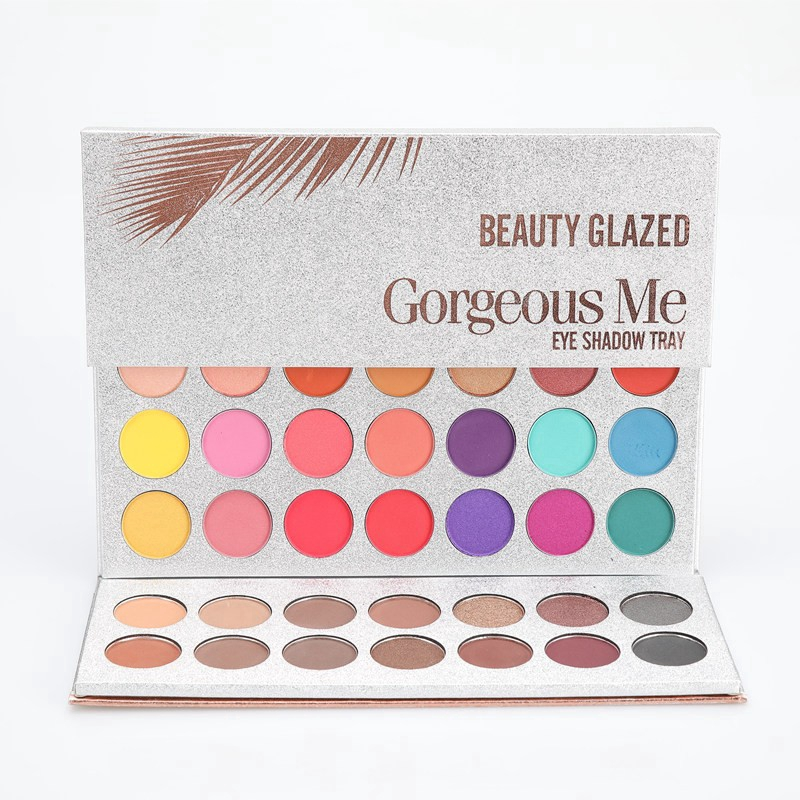 Back To Search Resultsbeauty & Health Beauty Glazed Eyeshadow Natural Plate Shimmer Palette Make Up Professional Mini Shadow Kit 9 Color Makeup Cosmetics Eyeshadow Hot Sale 50-70% OFF