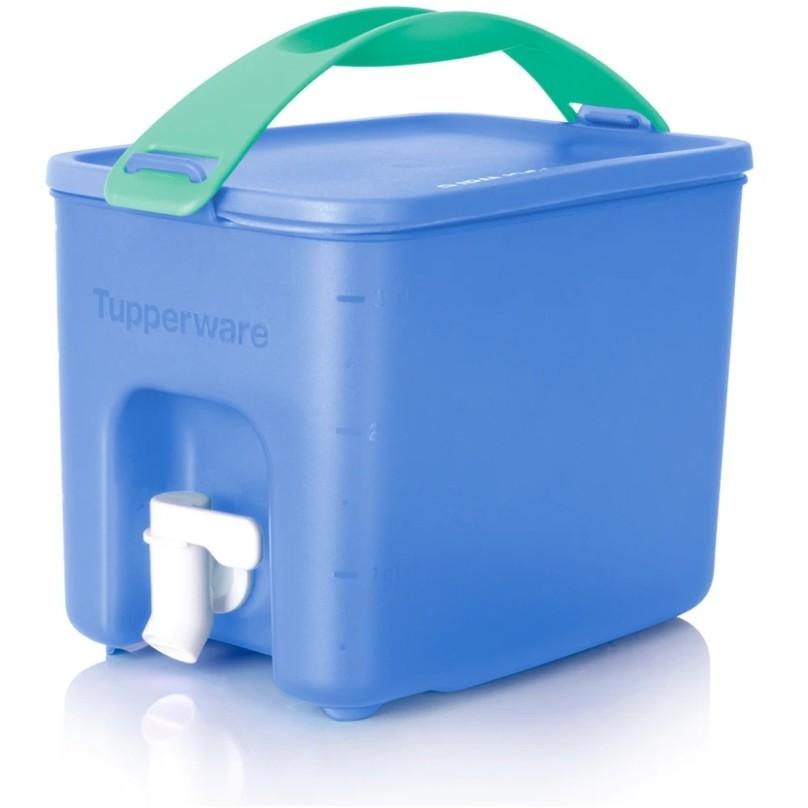Tupperware 3.1L Click To Go Beverage Water Dispenser