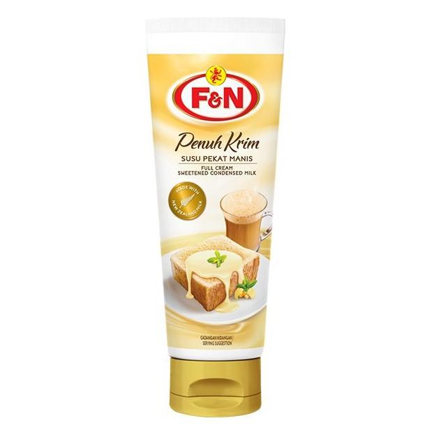 F&N Full Cream Sweetened Creamer Tube (180g)