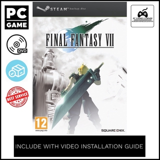 PC Game] Final Fantasy IV The After Years - Offline [DVD]   Shopee