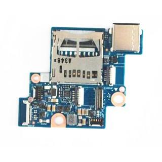 90003051 Lenovo Yoga 11S Input Output USB SD Card Reader Board