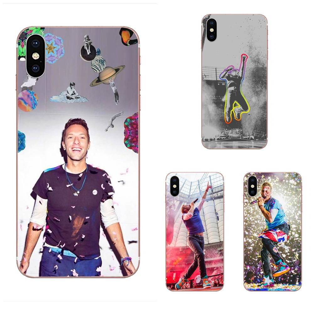 Chris Coldplay Quote Classic Phone Accessories Case For Huawei P8 P10 P20 P30 P40 Lite Pro 2017