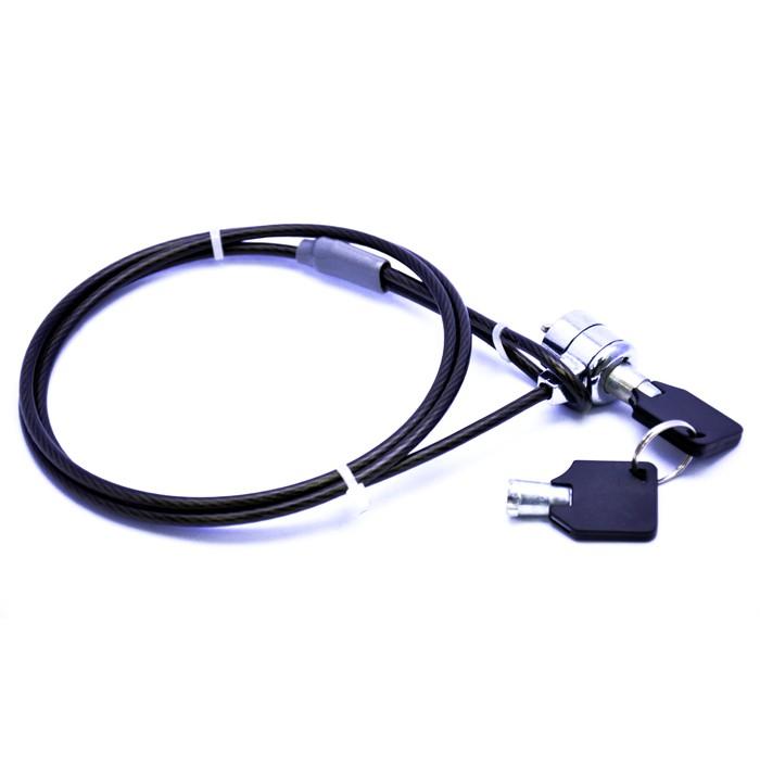 Tinytech Notebook Keylock (Black) (READY STOCK)
