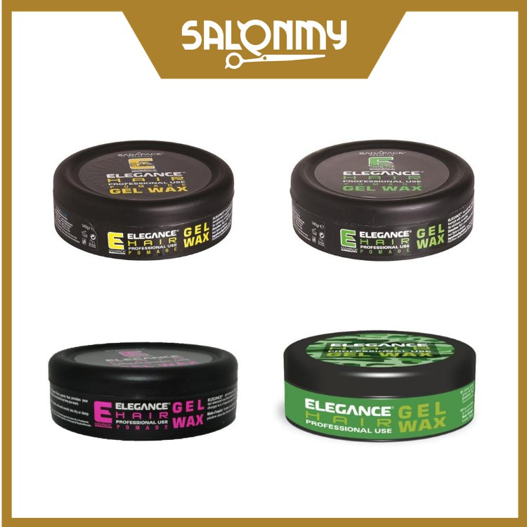 Elegance Gel Wax Collection Pomade 140g