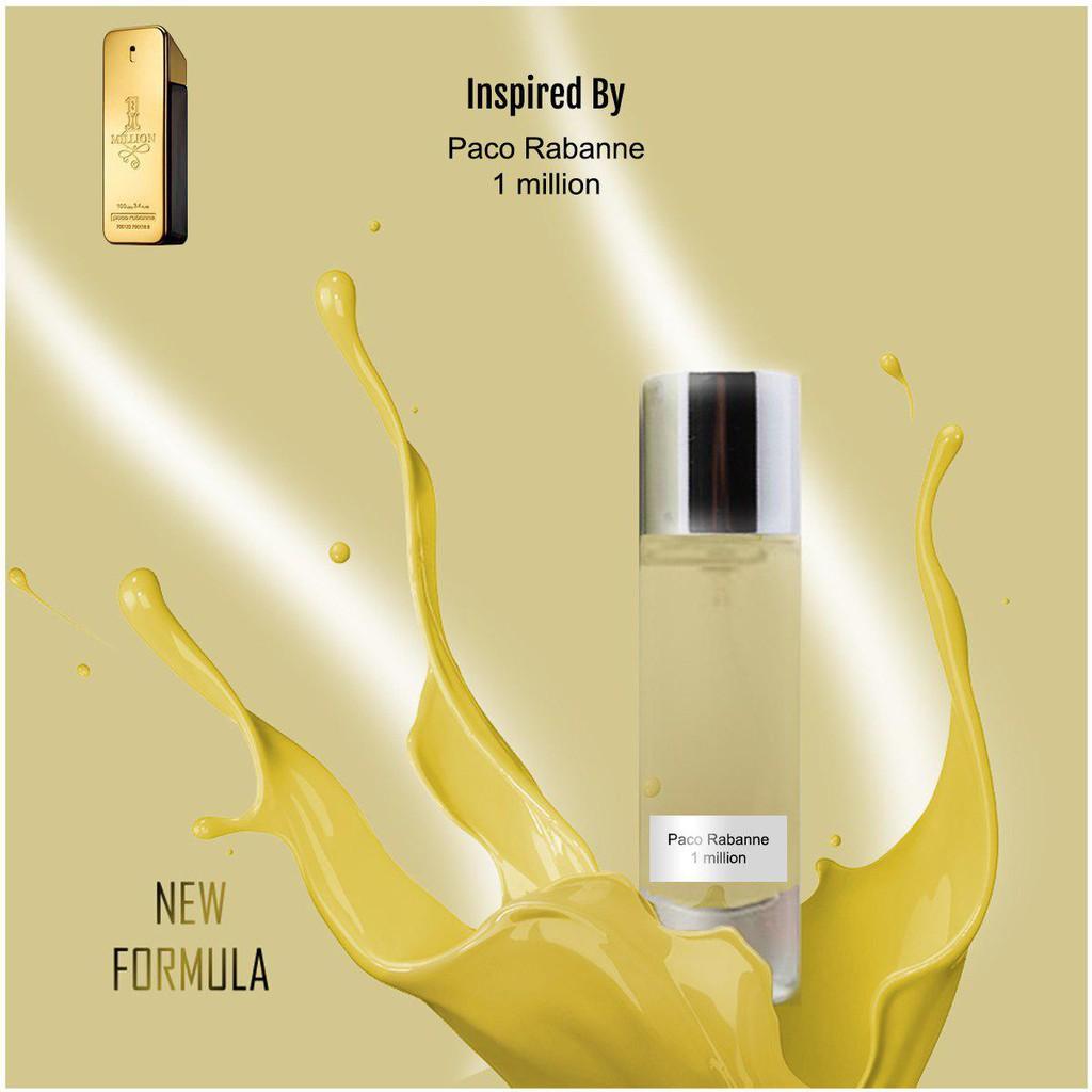 Explore Million Perfume Product Offers And Prices Shopee Malaysia Paco Rabanne 1 Men 100ml Ori Non Box