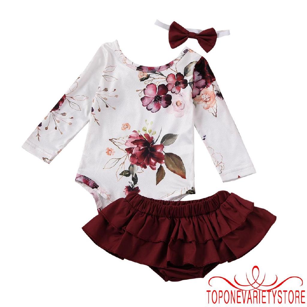 Baby Girls Frill Sleeve Bodysuit Vest Summer Top Cotton Tiny Prem to 24 Months