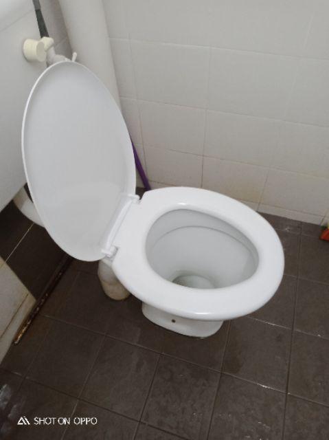 Toilet Bowl Cover Penutup Mangkuk