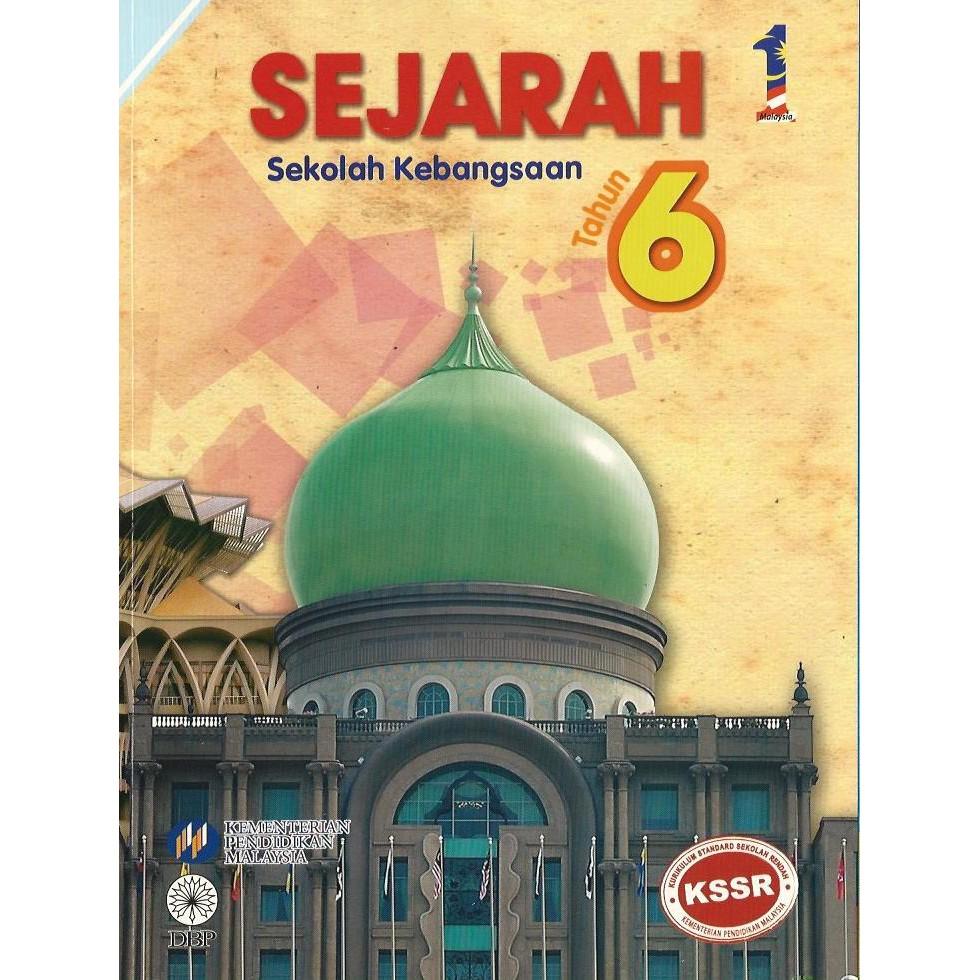 Buku Teks Sejarah 6 Sk History Buku Teks Sejarah Kssr Tahun 6 Sekolah Keb Shopee Malaysia
