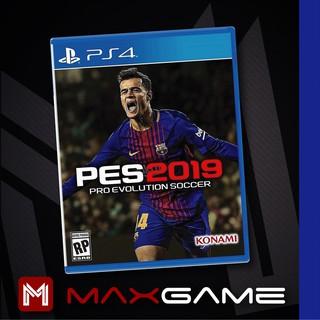 PS4 Pro Evolution Soccer 2019 PES 2019 | Shopee Malaysia