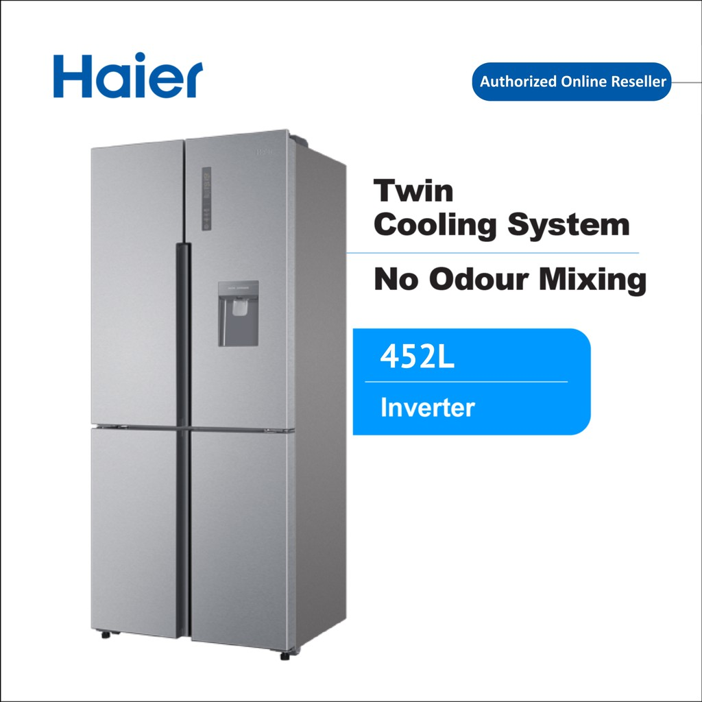 Hisense/Haier Side By Side Series/ 4 Door Glass Series  452L / 550L / 560L / 620L  Refrigerator