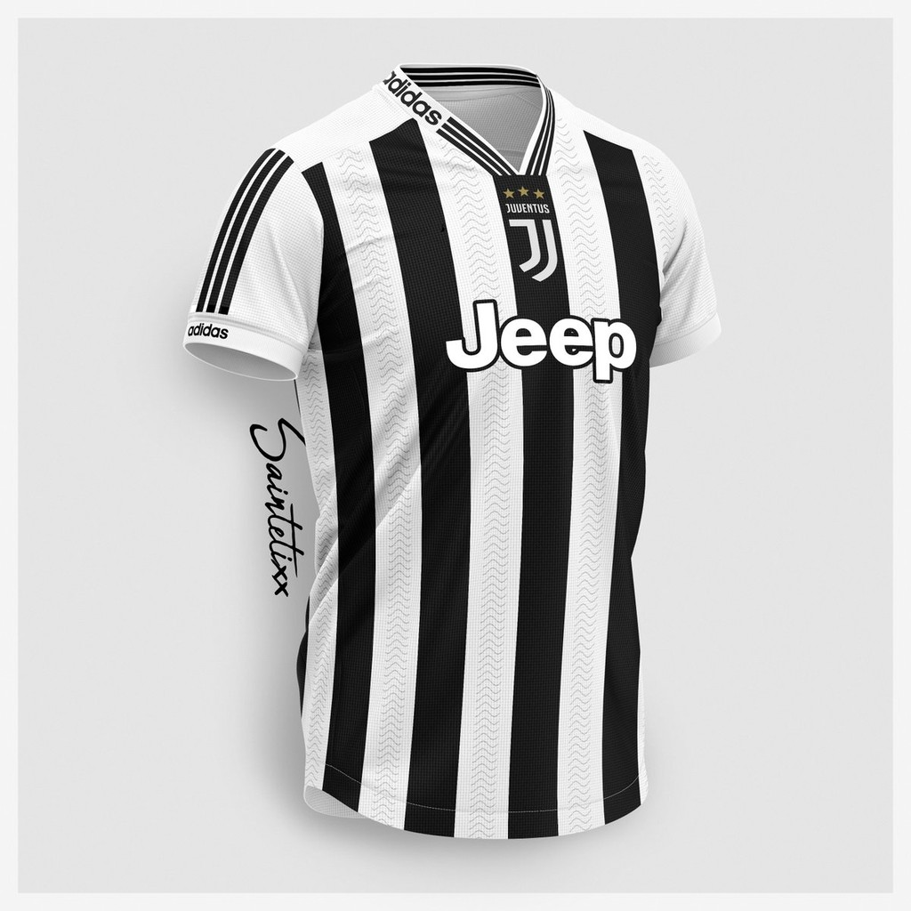 373d576df 2018-2019 Juventus FC No.7 RONALDO Home Kit Football jersey Soccer jersey |  Shopee Malaysia