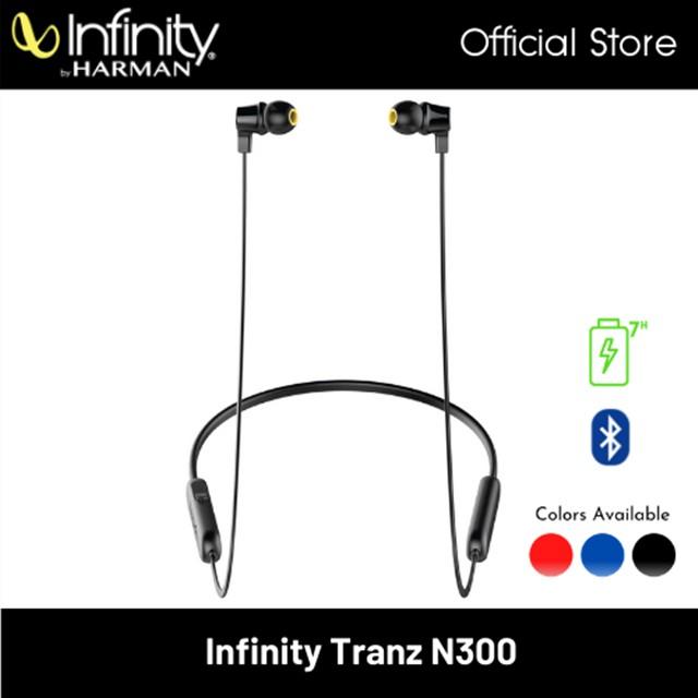 Infinity Tranz N300 Wireless In-Ear Headphones