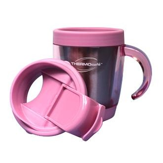 ready Stock Mug And Original 300ml Desktop Pink Thermocafe Thermos Blue lFTJ1Kc