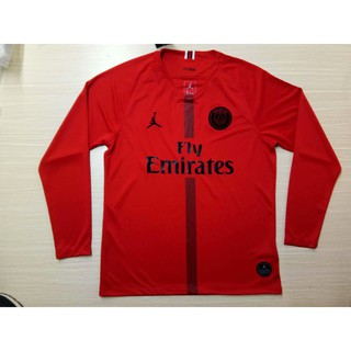 buy popular 83f8a 7ed06 19/20 Long-sleeved Spanish home Paris Saint-Germain ...