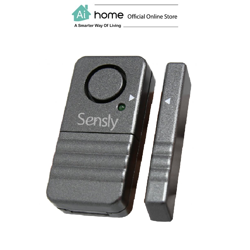 SENSLY Alarm And Chime Raise Alert TG-52 with 1 Year Malaysia Warranty [ Ai Home ]