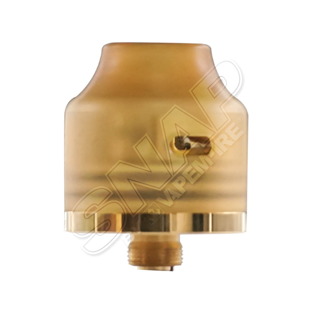 Authentic Oumier Wasp Nano Mini Rda Gold 22mm Transparent Shopee By Malaysia