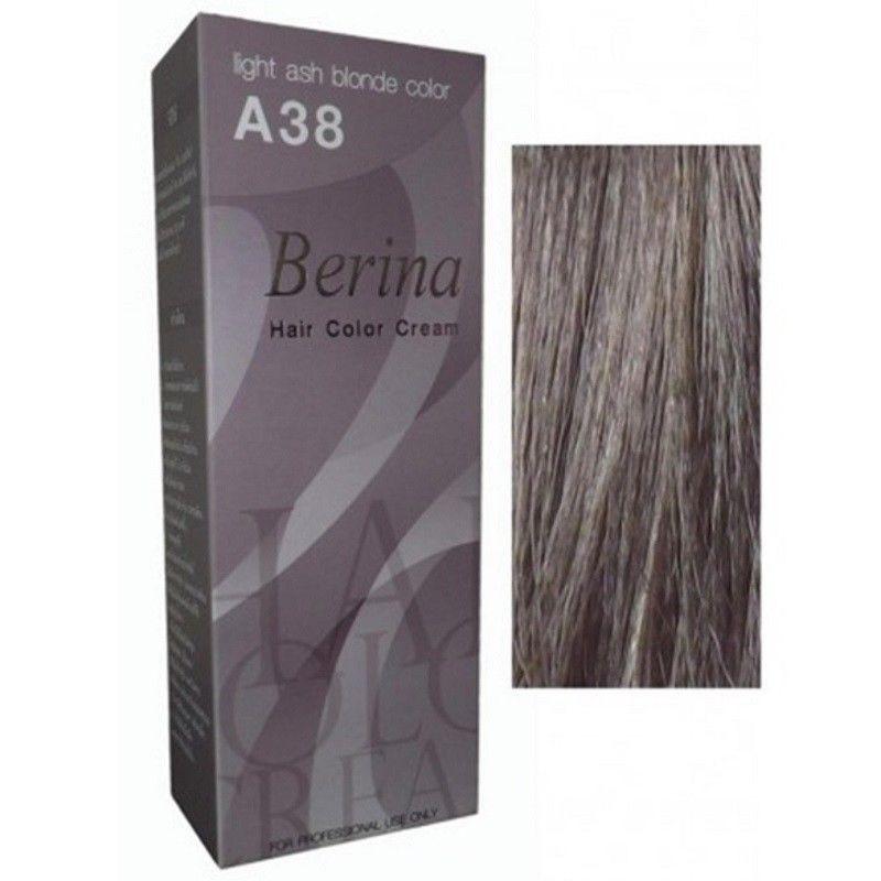 Buy2free1 Light Ash Flaxen Blonde 811 Color Cream Shopee Malaysia