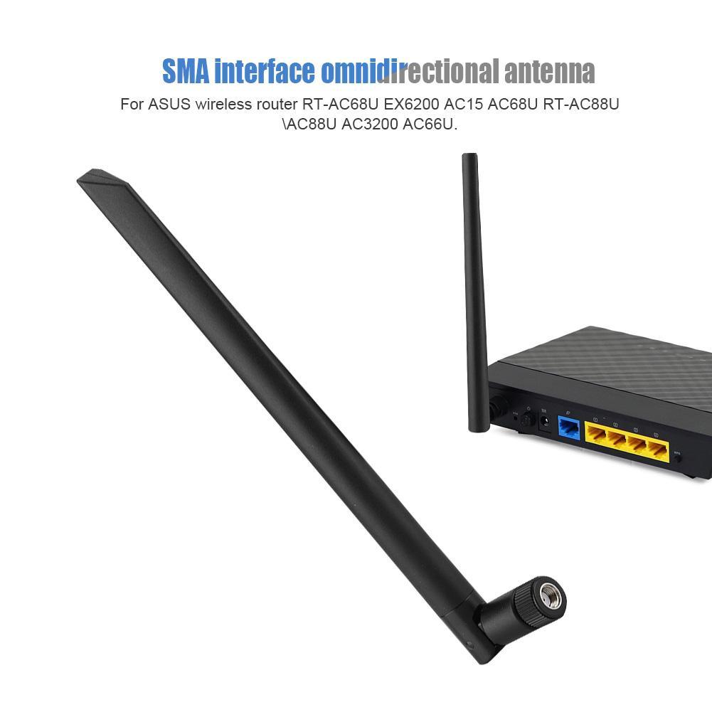ASUS 8Dbi Antenna for wifi router ASUS  AC66U AC88U RT-AC68U EX6200 AC15 AC3200