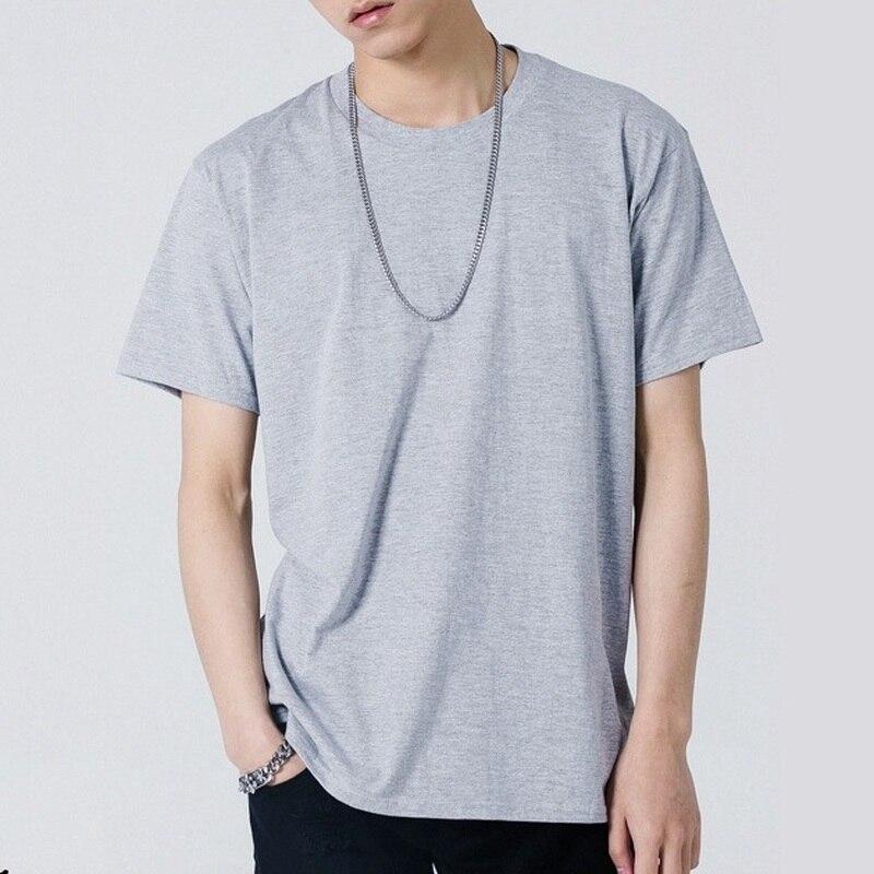 Usopu Mens Solid Colored Pocket Round Neck Short Sleeve T-Shirt