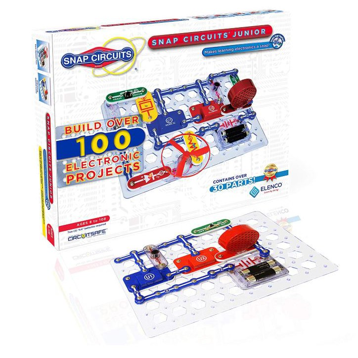 b6d705e55 🍍SNNY🍍 Kids Snap Circuits Electronics Discovery Blocks Kit Science Toy |  Shopee Malaysia