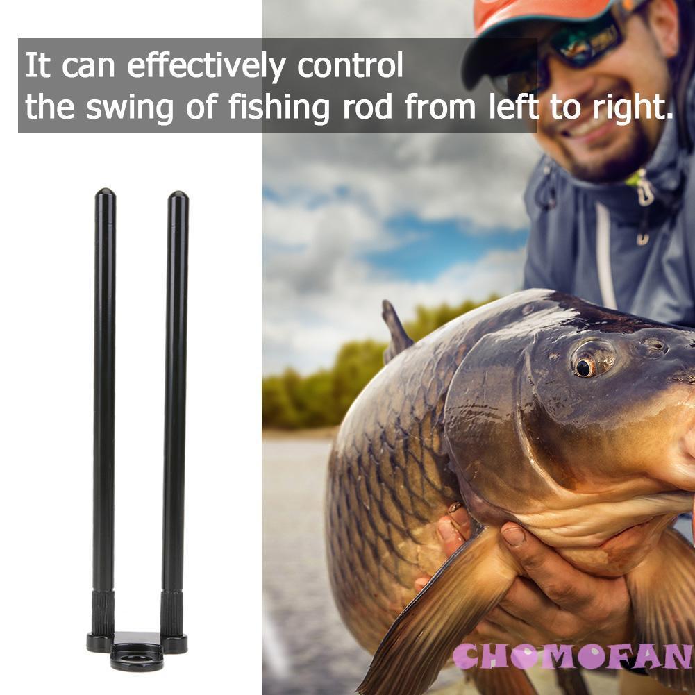 2 x Alloy Aluminium Snag Ear Bars For Bite Alarms Universal Carp Fishing Tackle