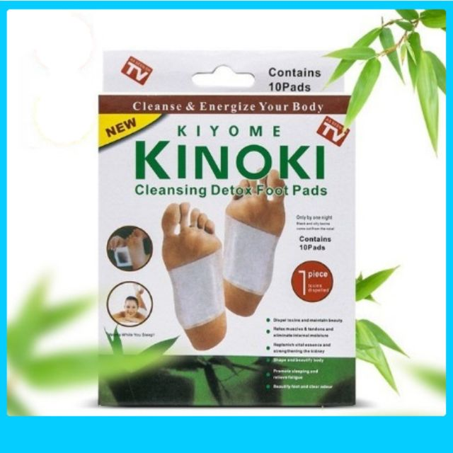 Kinoki Detox Foot Pads Patches WITH WHOLESALES PRICES