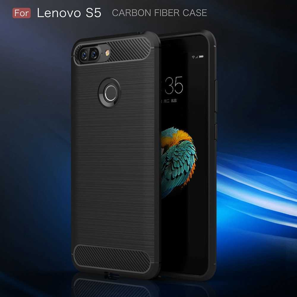 Phone Protective Case for Lenovo S5 K520 Cover 5.7inch Bumper Eco-friendly Stylish Portable Anti-scratch Anti-dust Dura