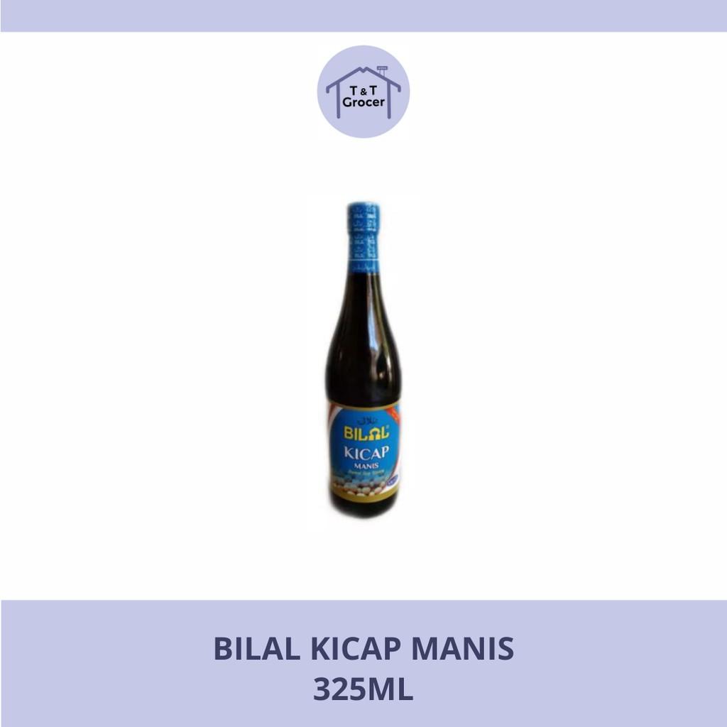 Bilal Kicap Manis (325ml)