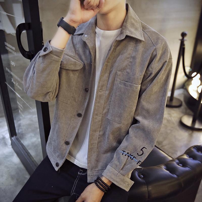 Upper Outer Garment Mens Autumn Winter Thicken Sweatshirt Top Pants Fashion Sets Sport Suit Fashion Tracksuit Wild Tight for Men Color : Grau1, Size : M