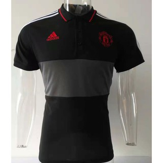 pretty nice 13579 d6e6a 2019 Manchester united soccer jerseys polo soccer | Shopee ...